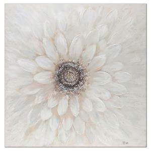 malovaný obraz White Flower