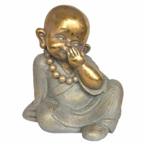 soška buddhy - dítě
