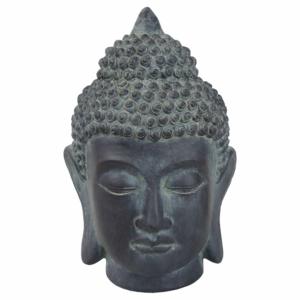 orientální dekorace hlava buddhy