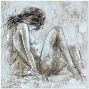 obraz Zasněná dívka