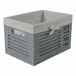 dřevěná krabice Stuff II.