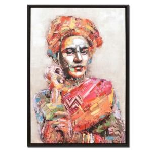 malovaný obraz Etno II.