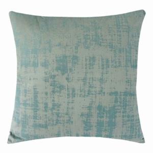 dekorační polštář tyrkysový