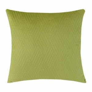 dekorační polštář zelený